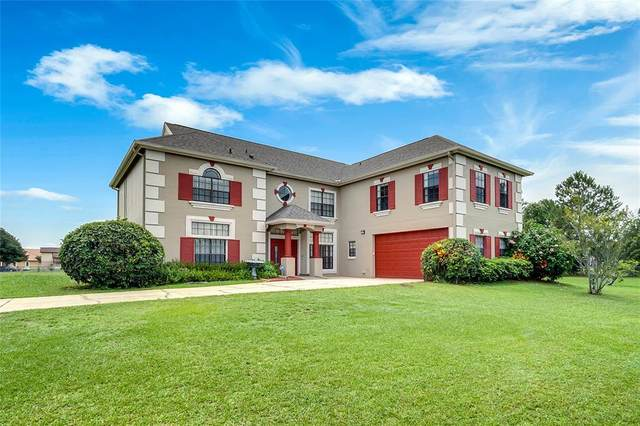 2496 Derby Drive, Kissimmee, FL 34744 (MLS #O5952645) :: Delgado Home Team at Keller Williams