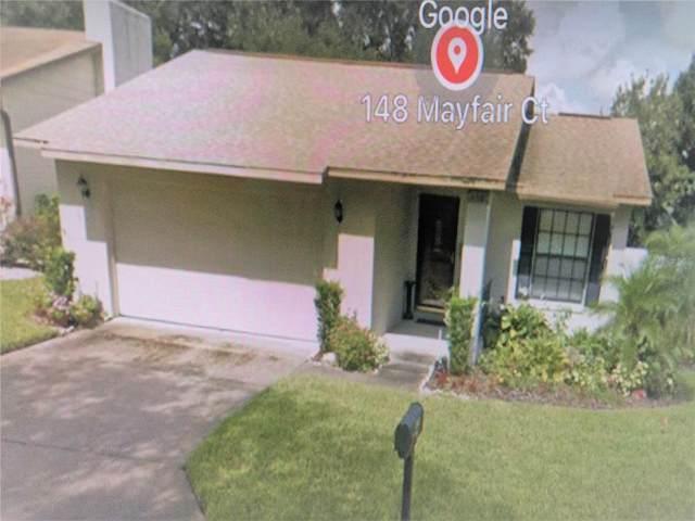 148 Mayfair Court, Sanford, FL 32771 (MLS #O5952651) :: The Duncan Duo Team
