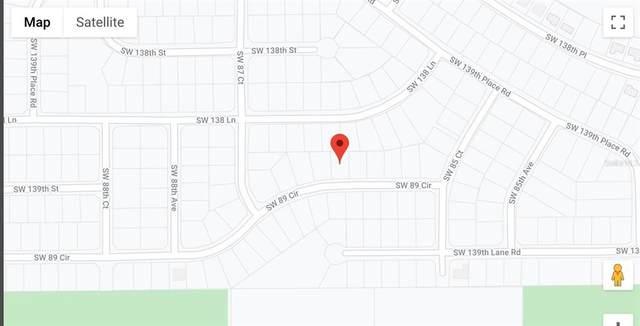 SW 89TH Circle, Ocala, FL 34473 (MLS #O5952656) :: Sarasota Property Group at NextHome Excellence