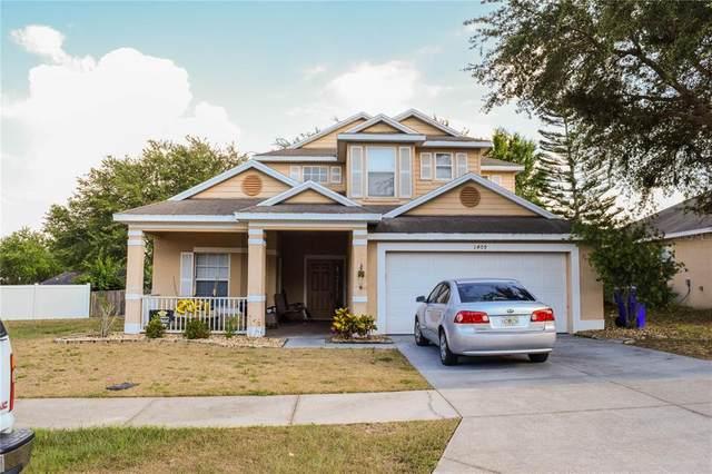 1409 Longville Circle, Tavares, FL 32778 (MLS #O5952661) :: GO Realty