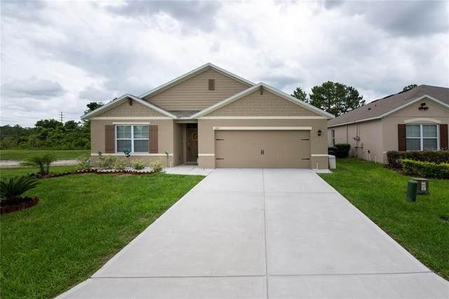 205 Tanglewood Drive, Davenport, FL 33896 (MLS #O5952808) :: CGY Realty