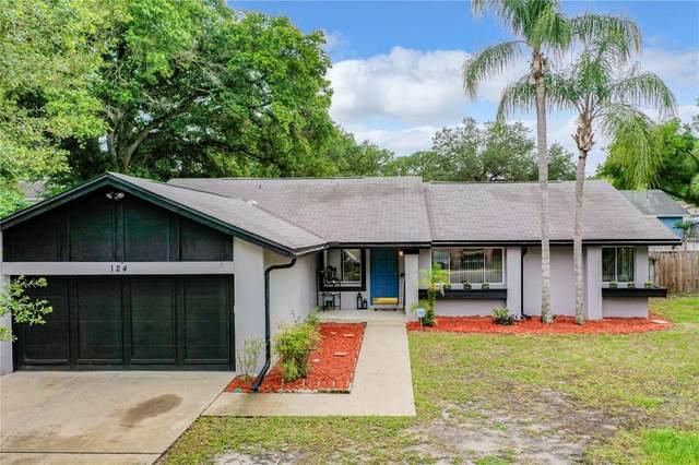 124 Mill Run Drive, Lake Mary, FL 32746 (MLS #O5952839) :: Young Real Estate