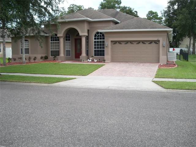 405 Thoroughbred Way, Deland, FL 32724 (MLS #O5952859) :: Kelli and Audrey at RE/MAX Tropical Sands
