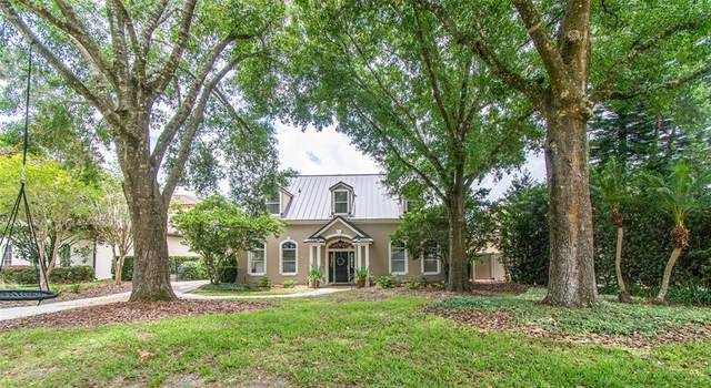 140 E Rockwood Way, Winter Park, FL 32789 (MLS #O5952934) :: Sarasota Home Specialists