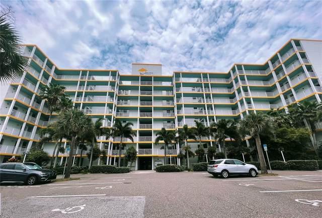 5203 S Atlantic Avenue 416B, New Smyrna Beach, FL 32169 (MLS #O5952987) :: The Nathan Bangs Group