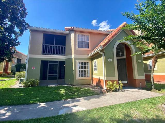 445 Fountainhead Circle #161, Kissimmee, FL 34741 (MLS #O5953110) :: Rabell Realty Group
