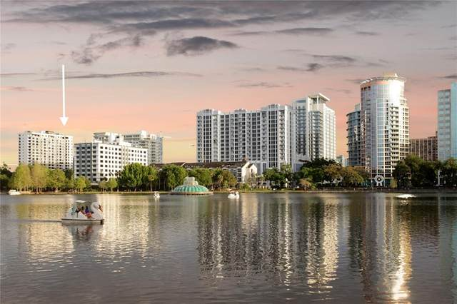 530 E Central Boulevard #501, Orlando, FL 32801 (MLS #O5953115) :: Sarasota Home Specialists