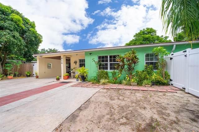 516 Carr Street, Orlando, FL 32807 (MLS #O5953209) :: Frankenstein Home Team