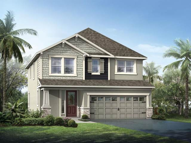 2200 Avian Loop Lot 985, Kissimmee, FL 34741 (MLS #O5953237) :: McConnell and Associates