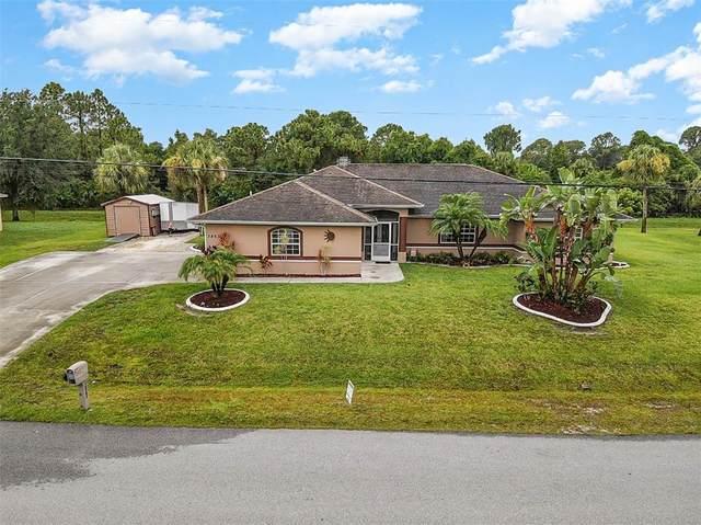 3863 Nemo Avenue, North Port, FL 34287 (MLS #O5953354) :: Keller Williams Realty Peace River Partners