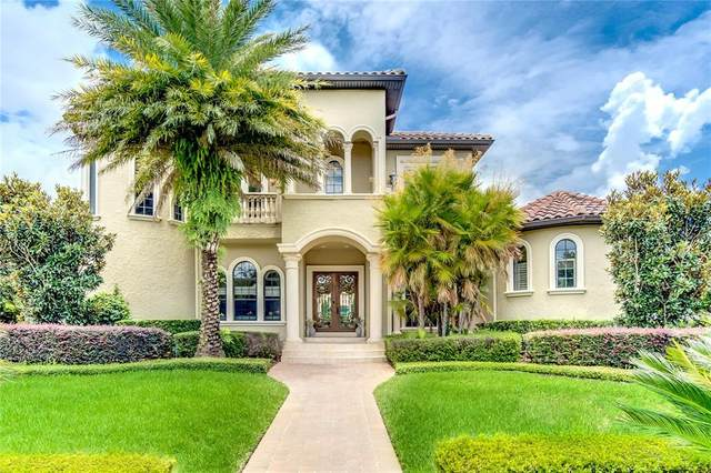 9222 Tibet Pointe Circle, Windermere, FL 34786 (MLS #O5953551) :: Young Real Estate
