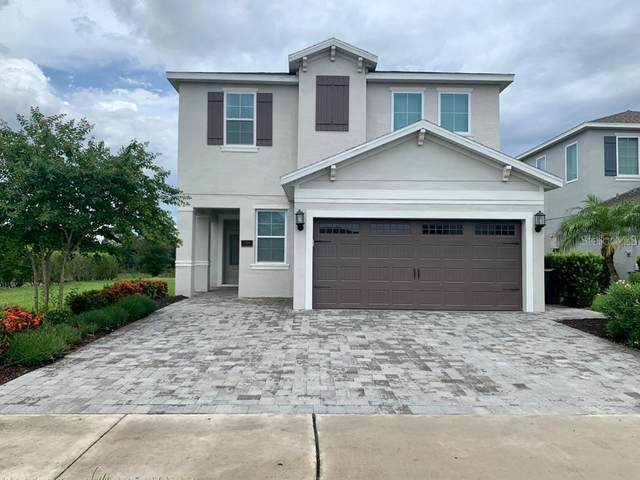 7491 Marker Avenue, Kissimmee, FL 34747 (MLS #O5953631) :: Armel Real Estate