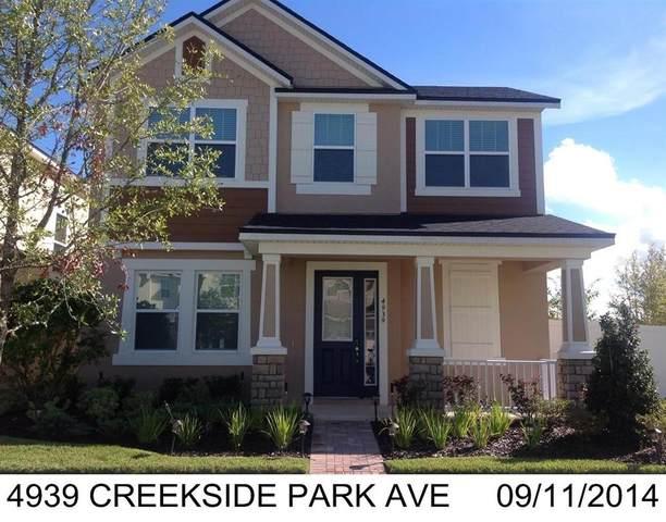 4939 Creekside Park Avenue, Orlando, FL 32811 (MLS #O5953706) :: Keller Williams Realty Peace River Partners