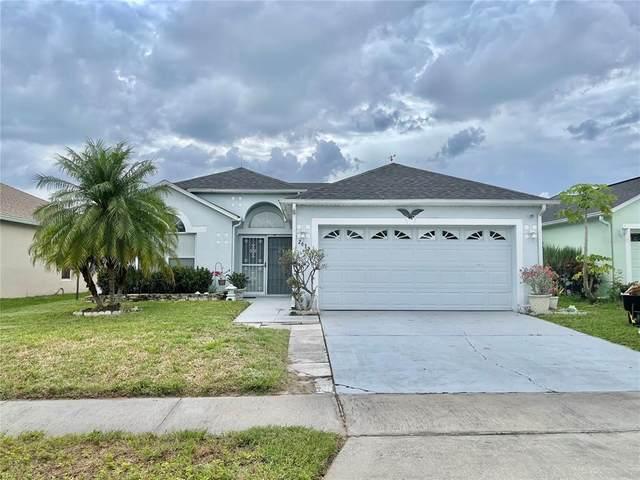 2632 Quail Pond Way, Kissimmee, FL 34743 (MLS #O5953724) :: Zarghami Group