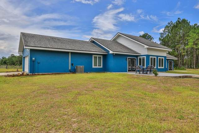 4607 Saddle Creek Run, New Smyrna Beach, FL 32168 (MLS #O5953734) :: Zarghami Group