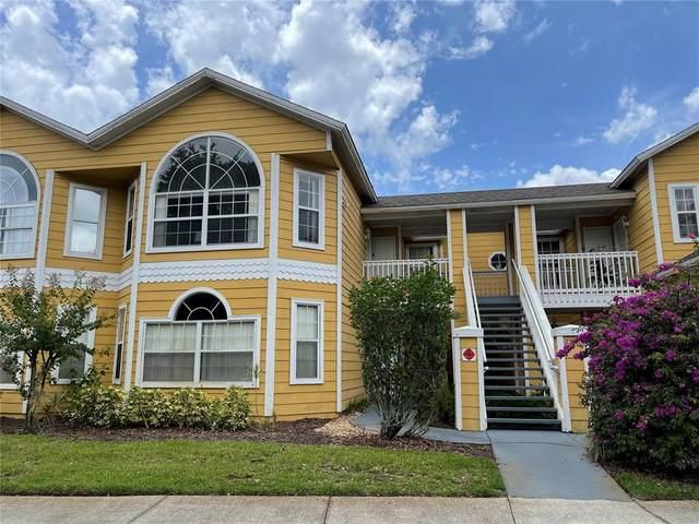 8718 Rockingham Terrace C, Kissimmee, FL 34747 (MLS #O5953794) :: Cartwright Realty