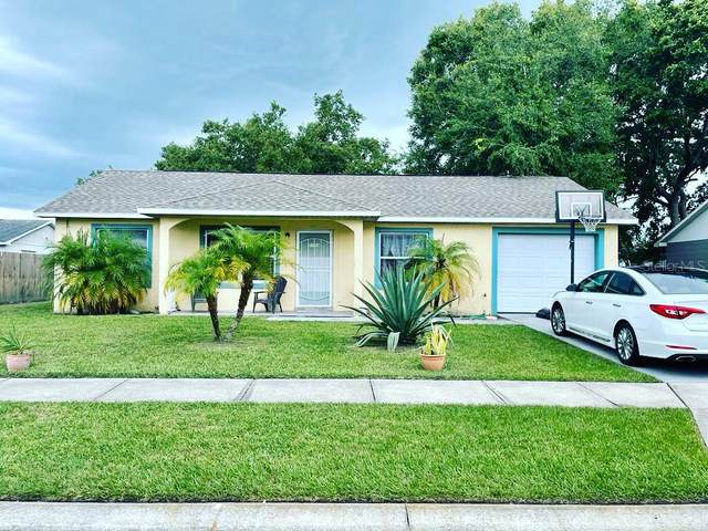 2102 Agate Street, Kissimmee, FL 34744 (MLS #O5953848) :: Zarghami Group