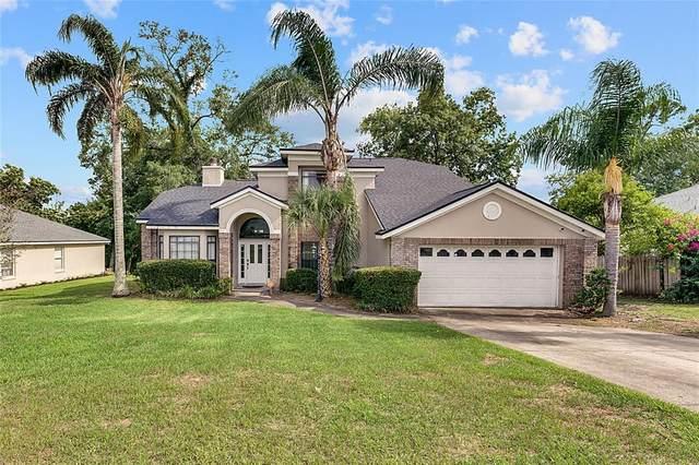 7455 High Lake Drive, Orlando, FL 32818 (MLS #O5954225) :: Zarghami Group
