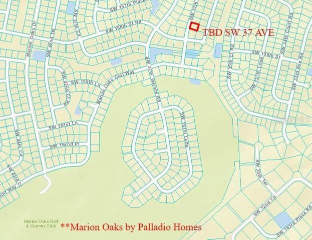 TBD SW 37 Avenue, Ocala, FL 34473 (MLS #O5954235) :: Cartwright Realty