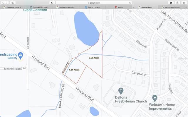 Howland Boulevard, Deltona, FL 32738 (MLS #O5954327) :: Griffin Group