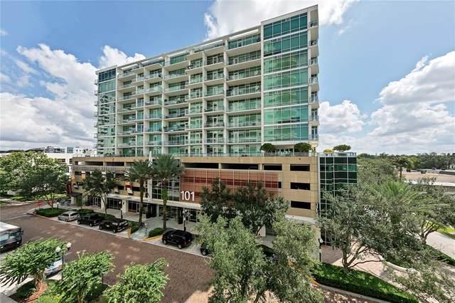 101 S Eola Drive #612, Orlando, FL 32801 (MLS #O5954702) :: Stellar Home Sales