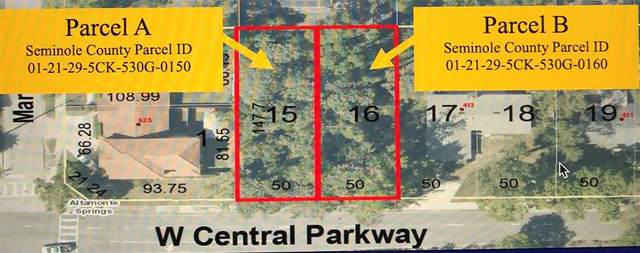 415 W Central Parkway, Altamonte Springs, FL 32701 (MLS #O5955059) :: Team Bohannon