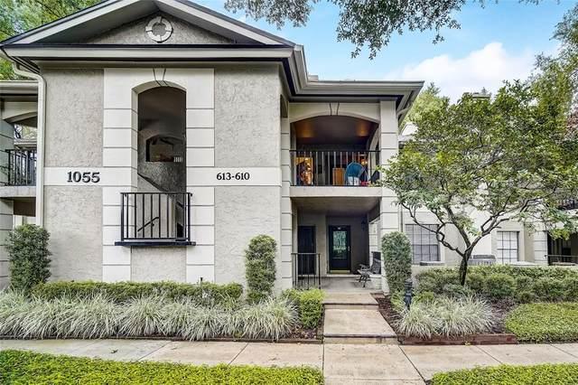 1055 Kensington Park Drive #611, Altamonte Springs, FL 32714 (MLS #O5955082) :: Delgado Home Team at Keller Williams