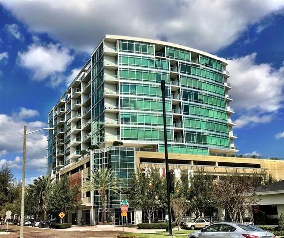 101 S Eola Drive #802, Orlando, FL 32801 (MLS #O5955302) :: Stellar Home Sales