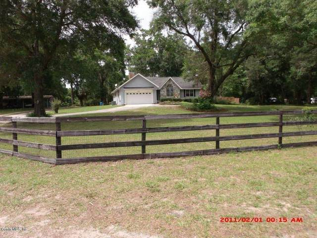 9141 SW Sw 34Th Place, Ocala, FL 34481 (MLS #O5955324) :: Griffin Group