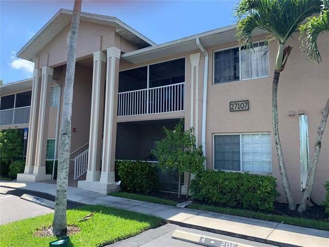 27107 Matheson Avenue #106, Bonita Springs, FL 34135 (MLS #O5955708) :: The Nathan Bangs Group