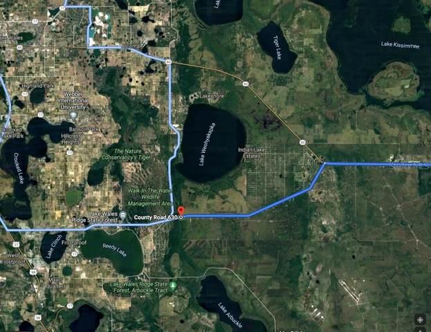 County Rd 630 E, Frostproof, FL 33843 (MLS #O5955981) :: Stellar Home Sales