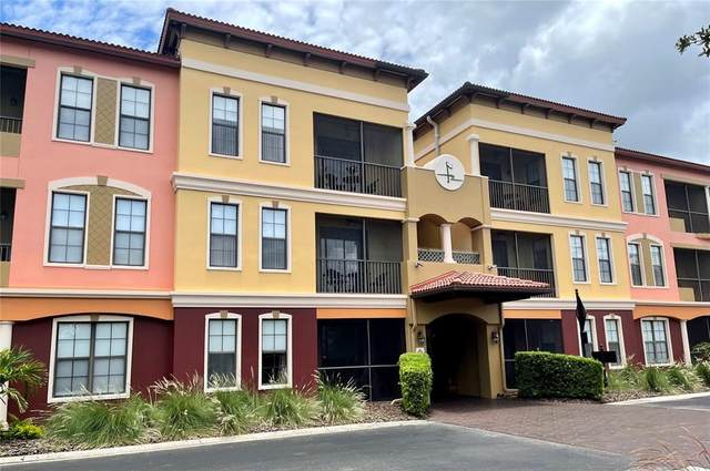 13941 Clubhouse Drive #106, Tampa, FL 33618 (MLS #O5955996) :: CGY Realty