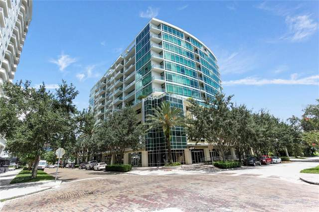 101 S Eola Drive #807, Orlando, FL 32801 (MLS #O5956099) :: Zarghami Group