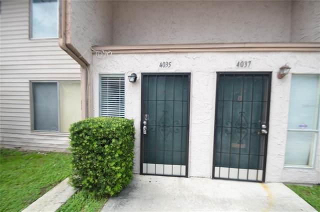 4035 Norwich Road #2503, Orlando, FL 32839 (MLS #O5956232) :: The Kardosh Team