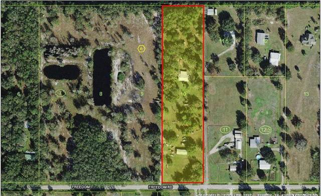 4457 Freedom Road, Kissimmee, FL 34746 (MLS #O5956252) :: Your Florida House Team