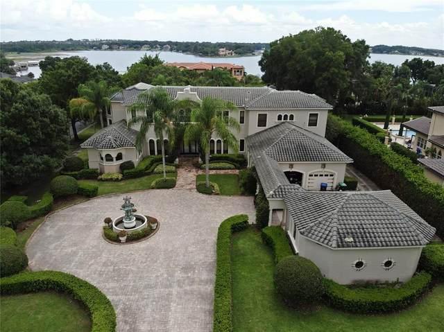 3026 Porto Lago Court, Windermere, FL 34786 (MLS #O5956476) :: Century 21 Professional Group