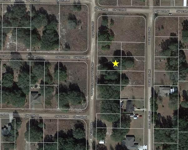 SW 132ND Avenue, Dunnellon, FL 34432 (MLS #O5956659) :: Zarghami Group