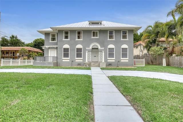 117 Riverside Drive, Cocoa, FL 32922 (MLS #O5956795) :: Zarghami Group