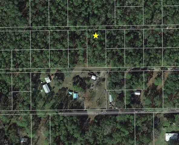 NE 156TH Lane, Fort Mc Coy, FL 32134 (MLS #O5956824) :: MVP Realty