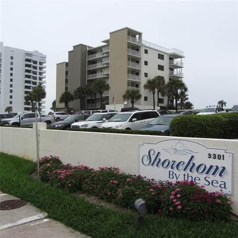 5301 S Atlantic Avenue #430, New Smyrna Beach, FL 32169 (MLS #O5956913) :: The Kardosh Team