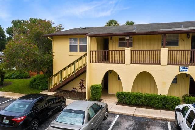 738 E Michigan Street #101, Orlando, FL 32806 (MLS #O5956934) :: Florida Real Estate Sellers at Keller Williams Realty