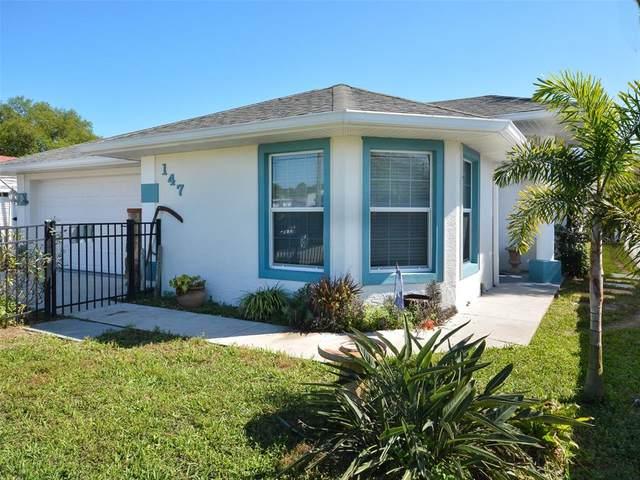 147 Gary Avenue, Oak Hill, FL 32759 (MLS #O5956979) :: Gate Arty & the Group - Keller Williams Realty Smart