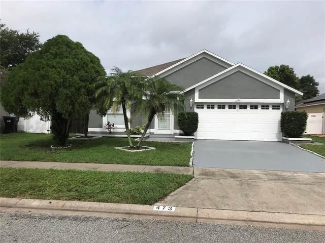 473 Bohannon Boulevard, Orlando, FL 32824 (MLS #O5957381) :: Bridge Realty Group