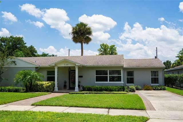 736 W Winter Park Street, Orlando, FL 32804 (MLS #O5957417) :: Gate Arty & the Group - Keller Williams Realty Smart