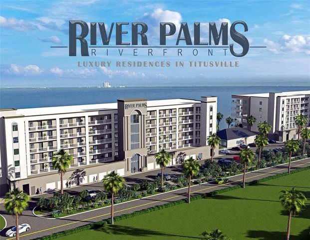 1825 Riverside Drive #208, Titusville, FL 32780 (MLS #O5957563) :: The Kardosh Team