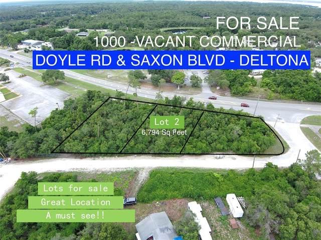 Doyle Road, Deltona, FL 32725 (MLS #O5957751) :: Your Florida House Team
