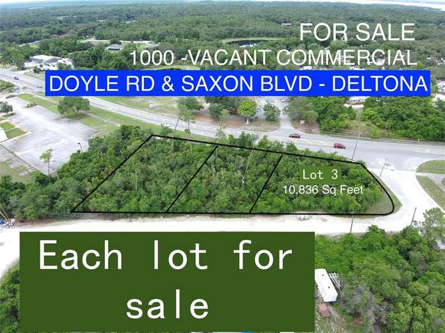 Doyle Road, Deltona, FL 32725 (MLS #O5957752) :: Your Florida House Team