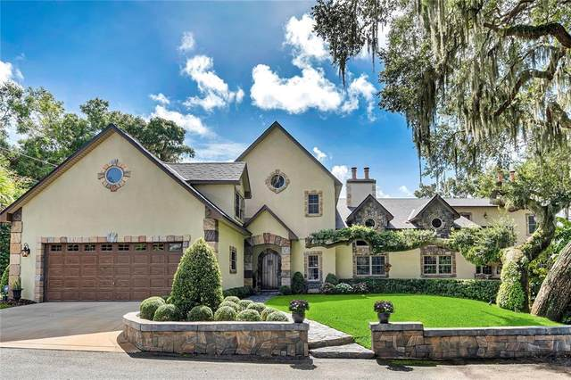 888 Oakland Lane, Mount Dora, FL 32757 (MLS #O5957951) :: Everlane Realty