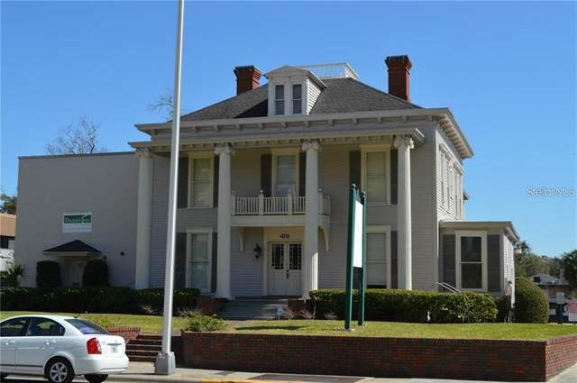 419 N Magnolia Avenue, Orlando, FL 32801 (MLS #O5958073) :: Prestige Home Realty