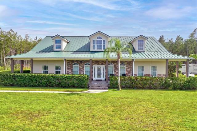 103 Sweetwater Trail, Bunnell, FL 32110 (MLS #O5958185) :: Zarghami Group